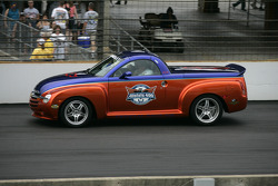 Pace vehicle for the Allstate 400 at the Brickyard