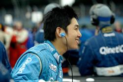 Hayonari Shimoda of Zytek Motorsport