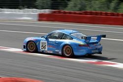 #56 Czech National Team Porsche 996 GT3-RS: Jan Vonka, Miro Konopka, Antonio De Castro