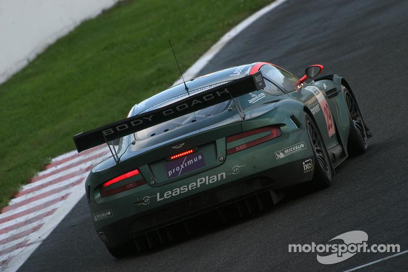 Aston Martin DBR9 : Marc Goossens, Peter Kox, Pedro Lamy
