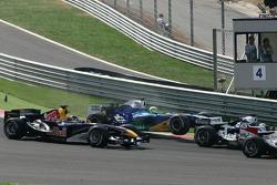 Start: Felipe Massa in trouble