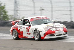 #17 Doncaster Racing Porsche 996: Dave Lacey, Greg Wilkins