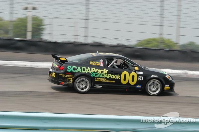 #00 Georgian Bay Motorsports Chevrolet Cobalt: Jim Holtom, Andy Lally