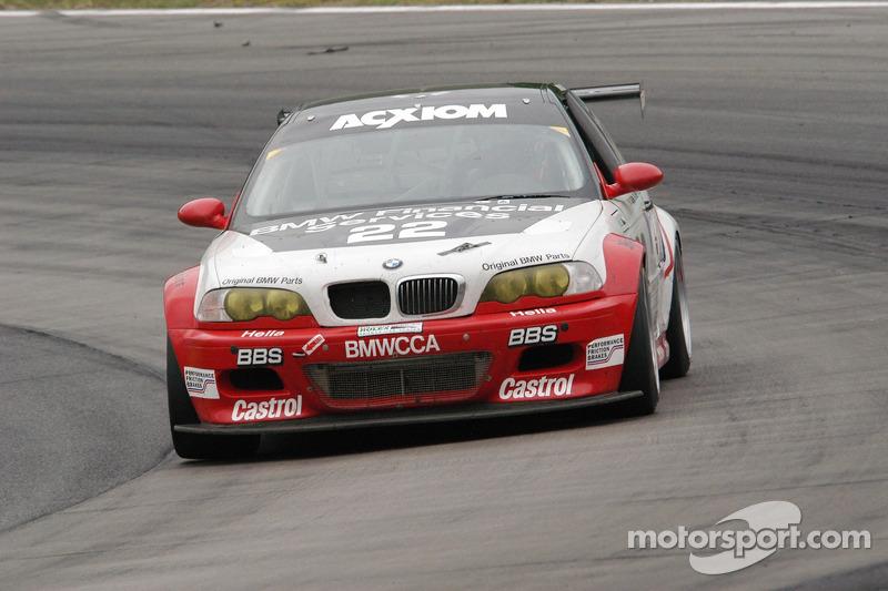 Prototype Technology Group BMW M3 : Ian James, Chris Gleason, Boris Said