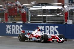 Jarno Trulli termine sixième