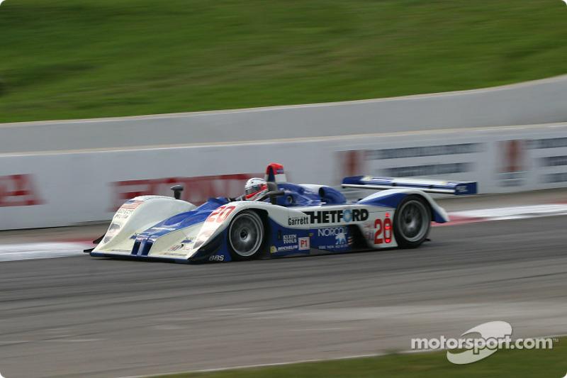 Dyson Racing Team Inc Lola EX257 AER : Chris Dyson, Andy Wallace