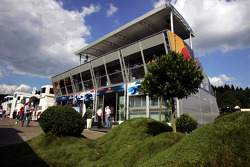 The Red Bull Racing Energy Station