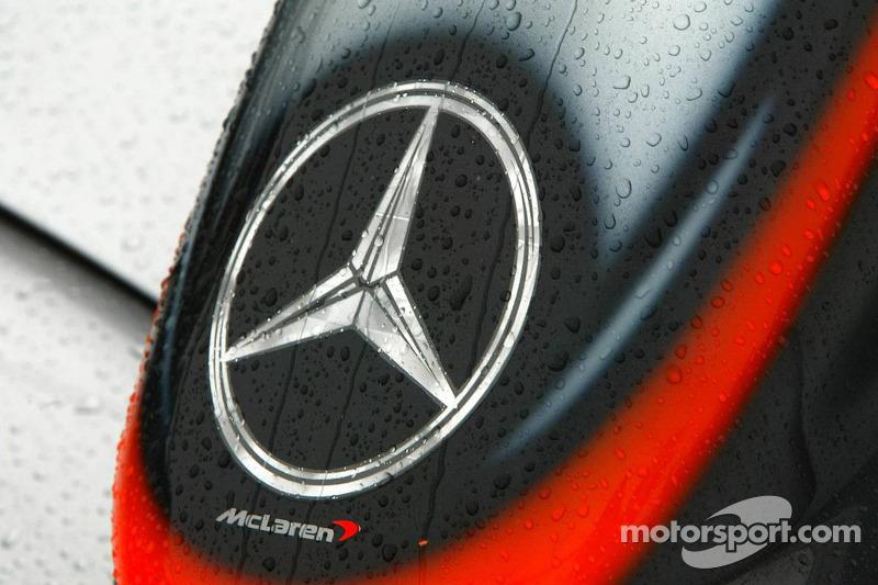 Cono de nariz de McLaren