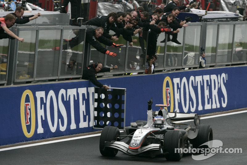 McLaren MP4/20 (2005)