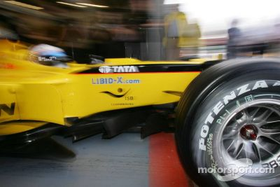 Silverstone Eylül testi