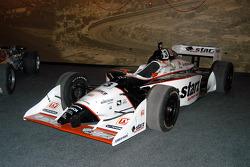 Al Unser, Jr.'s 2001 Gateway IRL-winning G-Force