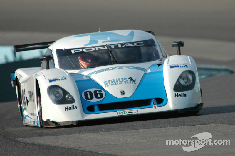 #06 Howard - Boss Motorsports Pontiac Crawford: Chris Dyson, Harrison Brix, Rob Dyson