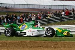 Racewinnaar Nelson A. Piquet
