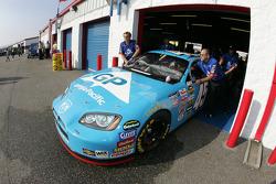 GP Brawny Dodge out of tech inspection