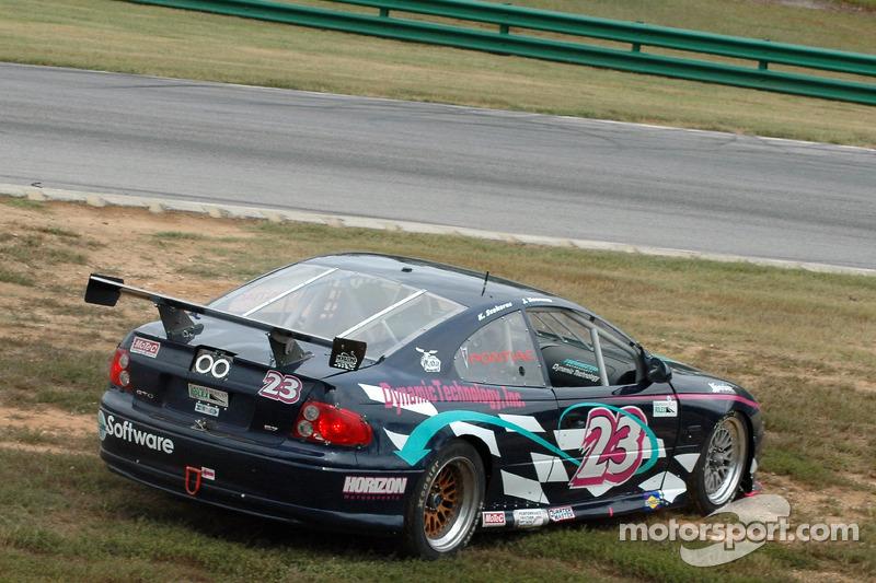 Horizon Motorsports LLC Pontiac GTO : Kris Szekeres, Kurt Roehrig