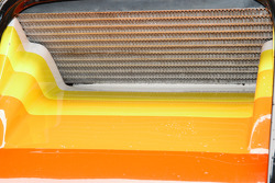 1975 Shadow DN-5 front radiator exit