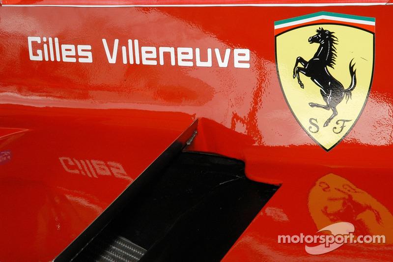 Ferrari 312 T5 1980 de Gilles Villeneuve