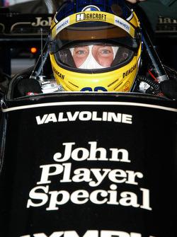 Duncan Dayton in the 1978 Lotus 79