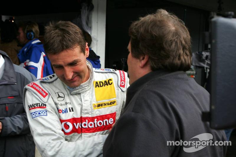 Bernd Schneider y Norbert Haug
