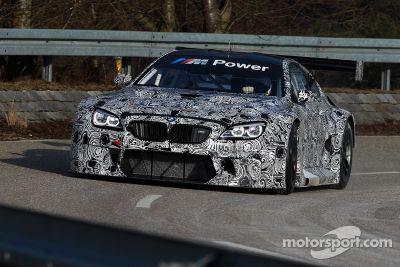 Apresentação do BMW M6 GT3