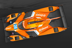 De G-Drive Ligier JS P2