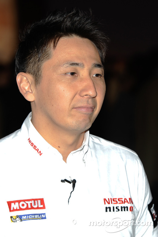 Tsugio Matsuda, Nissan Motorsport