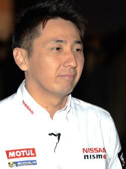 Tsugio Matsuda, 尼桑车队