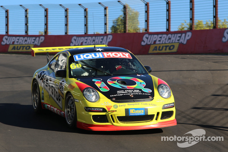 #6 保时捷997 GT3杯: Richard Gartner, Michael Hector, Garth Duffy