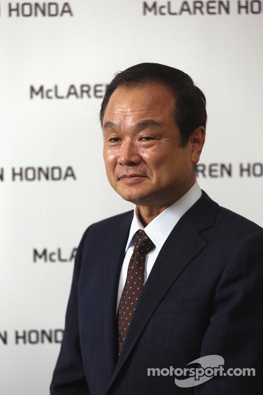 Takanobu Ito, Honda president e CEO