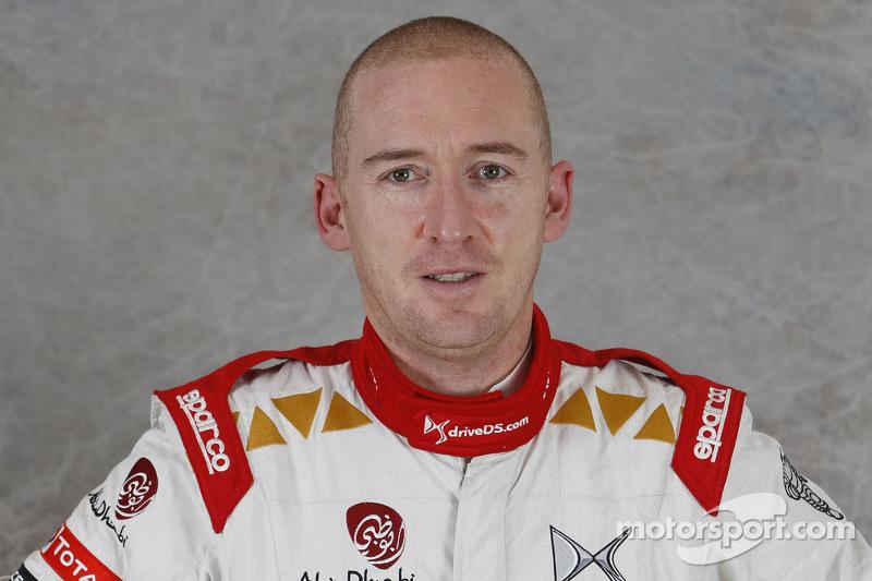 Пол Негл, Citroën Total Abu Dhabi World Rally Team