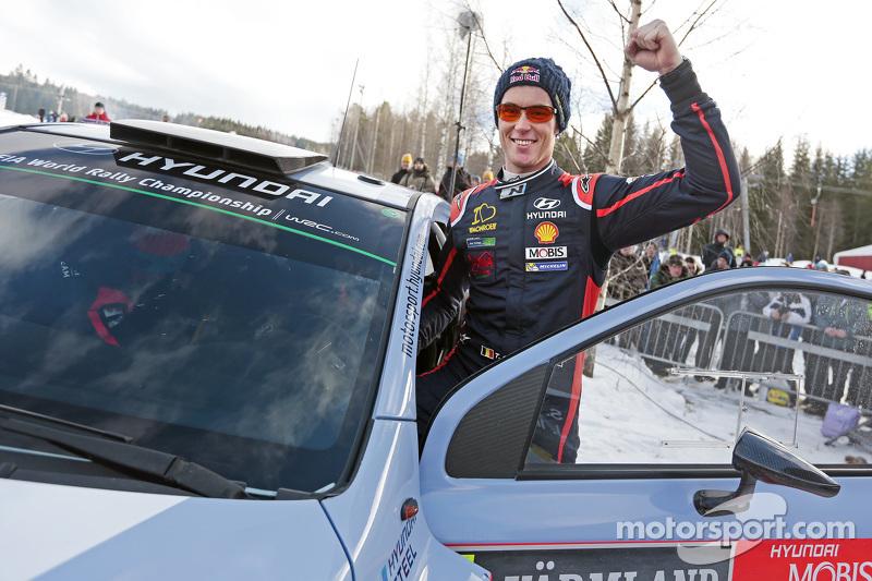 2. Thierry Neuville, Hyundai Motorsport