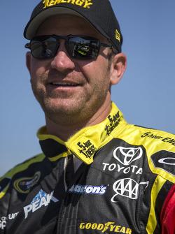 Clint Bowyer, Michael Waltrip Racing, Toyota