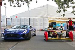 Das elektrische Rimac Automobili Hypercar