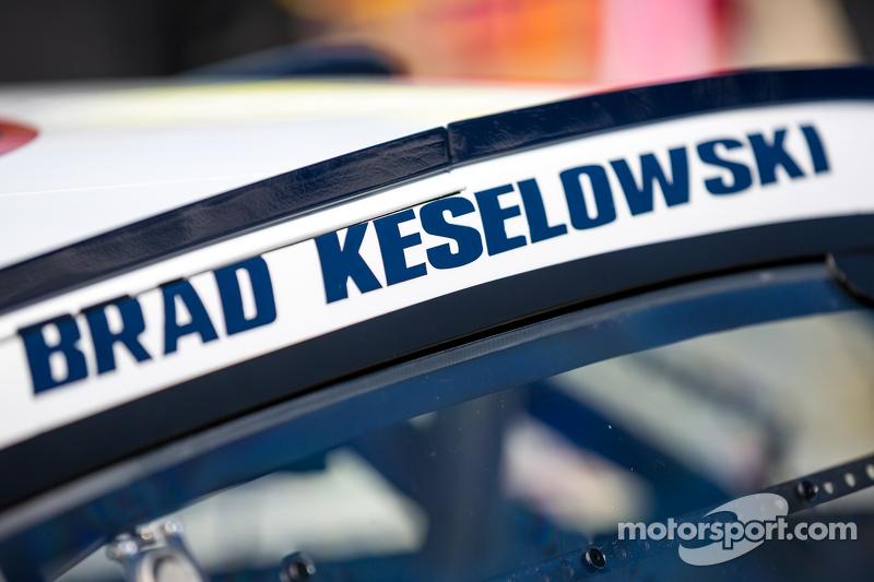 Brad Keselowski, Team Penske, Ford, Detail
