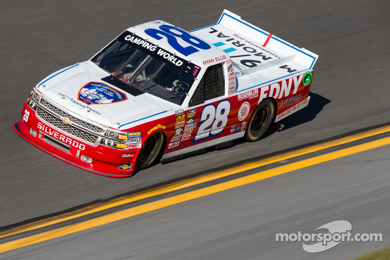 Ryan Ellis, FDNY Racing, Chevrolet