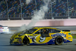 Sam Hornish Jr., Richard Petter Motorsports Ford in trouble