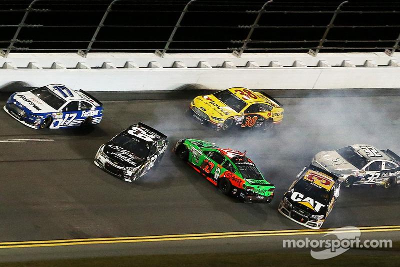 Брайн Скотт, Річард Чілдресс Racing Chevrolet, Райан Ньюман, Річард Чілдресс Racing Chevrolet, Данік