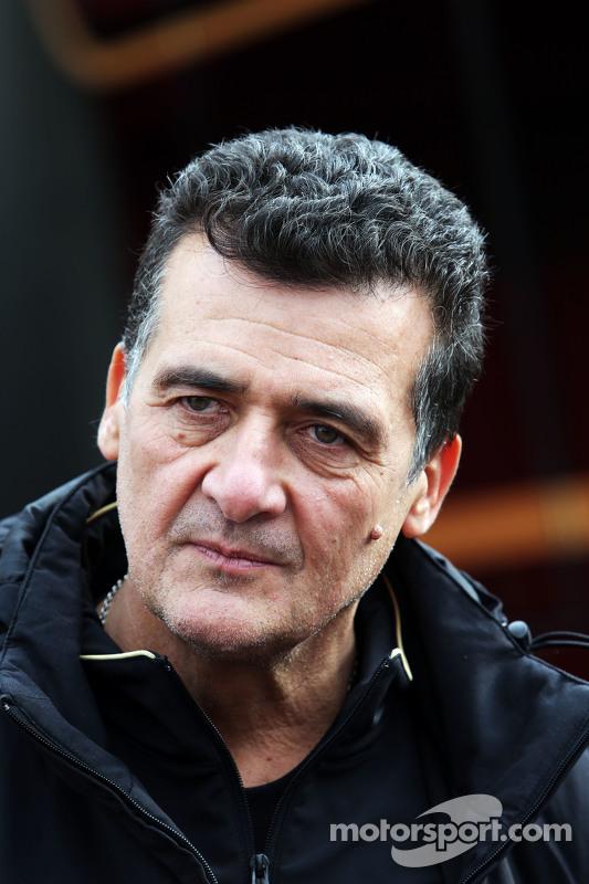 Federico Gastaldi, Vice diretor da Lotus F1