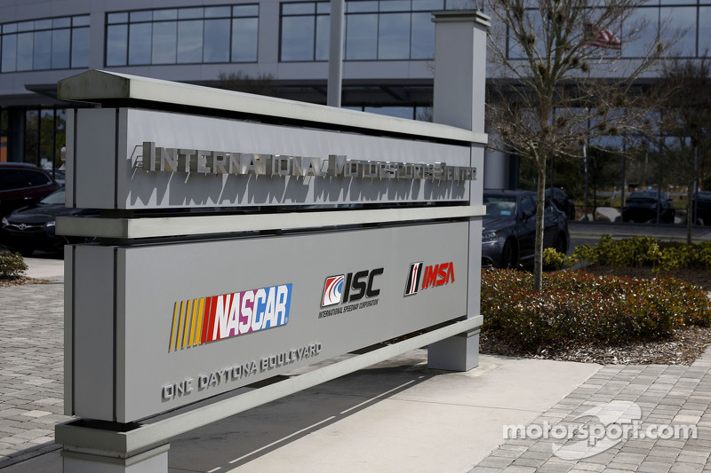 NASCAR's International Motorsport Center headquarters