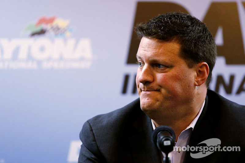 NASCAR-Vizepräsident Steve O'Donnell denkt darüber nach, im Anschluss an den Unfall von Kyle Busch S
