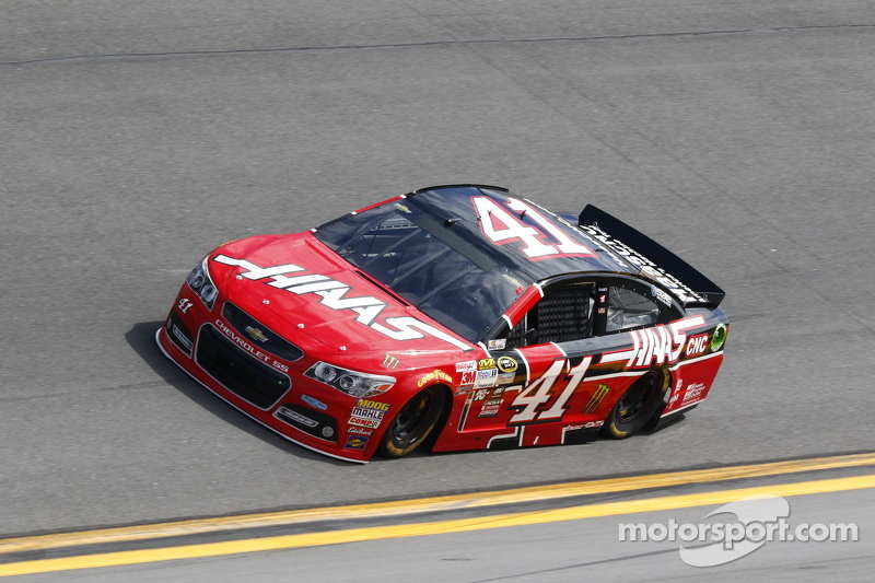 Regan Smith, Stewart-Haas Racing, Chevrolet