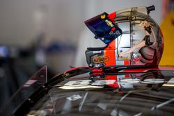 Helm von Tony Stewart, Stewart-Haas, Chevrolet