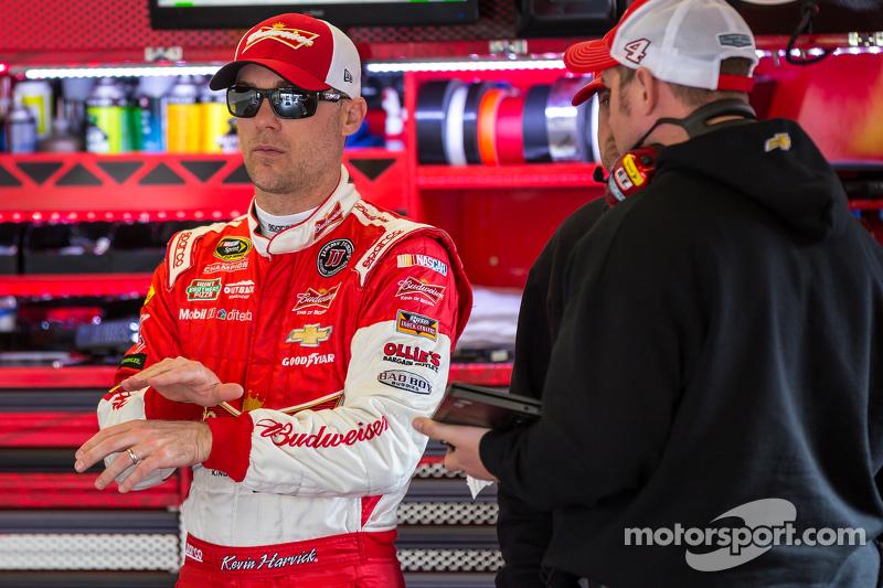 Kevin Harvick, Stewart-Haas Racing, Chevrolet