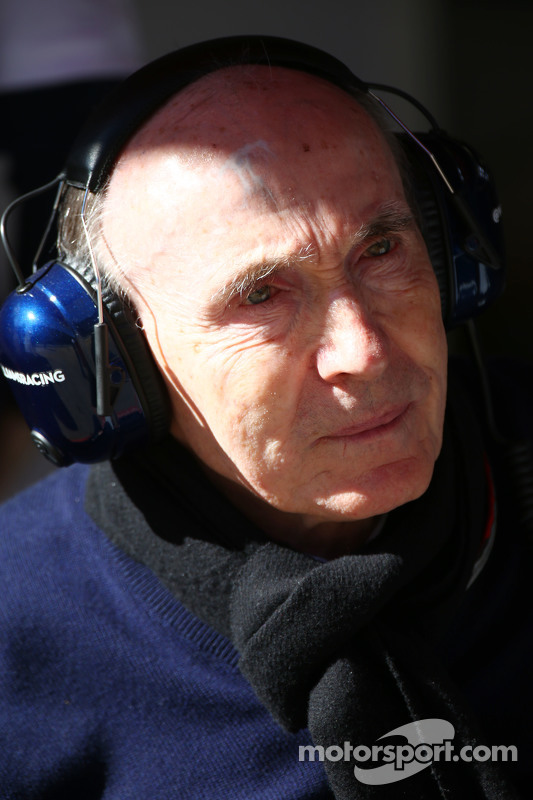 Frank Williams, Proprietário da equipe Williams
