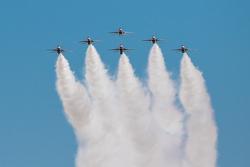 تحليق طيور الصاعقة التابع للقوات الجولة الأميركية