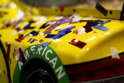 سيارة جوي لوغانو، فريق بانسكي فورد