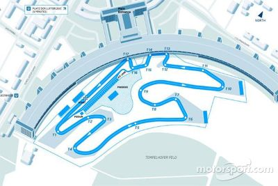 Formule E onthult lay-out Duits circuit