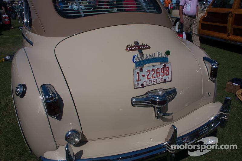 Chrysler Royale Sedan, 1941