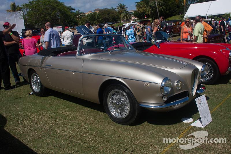 1955 阿尔法·罗密欧 Ghia Aigle 1900CSS