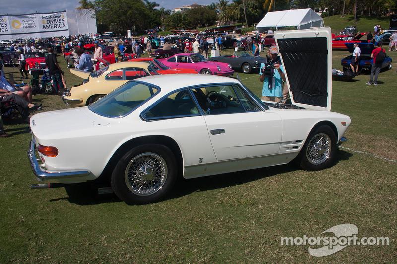 1961 Maserati Sebring Prototipo
